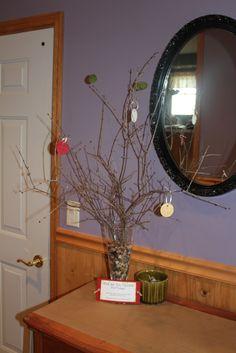Thankful Tree....Thanksgiving!