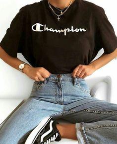 ғᴏʟʟᴏᴡ ᴍᴇ @ ᴇᴍᴍᴀ_ᴇᴍᴍᴀ ᴡᴇᴇᴋʟʏ ғᴏʟʟᴏᴡ ғᴏʟʟᴏᴡ @ ᴇᴍᴍᴀ_ᴇᴍᴍᴀ ☆ Outfit Inspiration einfache Mode C Cute Casual Outfits, Sporty Outfits, Retro Outfits, Simple Outfits, Good Outfits, Sporty Clothes, Indie Outfits, Formal Outfits, Chill Outfits