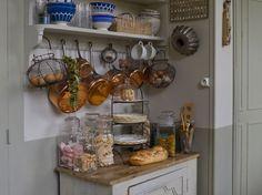 Vintage farm kitchen