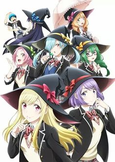 Yamada and the 7 witches