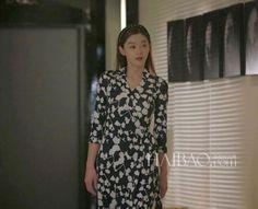 song yi DVF dress