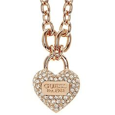 Guess Women stainless steel FASHIONNECKLACEBRACELETANKLET Guess Jewellery Ladies Guess PVD rose plating Necklace UBN21582 (Barcode EAN = 7613332315266). http://www.comparestoreprices.co.uk/december-2016-5/guess-women-stainless-steel-fashionnecklacebraceletanklet.asp