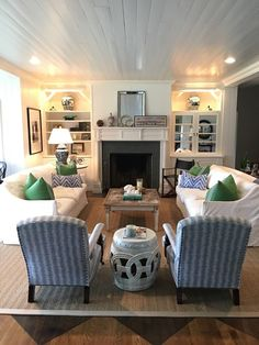 7 Ways To Arrange A Living Room With A Fireplace Fireplace Ideas