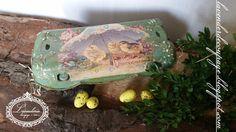 Lavenderia - decoupage i inne: EKO - pojemnik na pisanki w stylu Vintage Decoupage, Easter, Vintage, Easter Activities, Vintage Comics