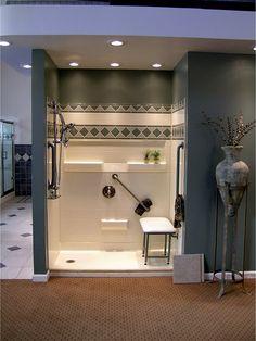 41 Best Barrier Free Shower Images Shower Barrier Free