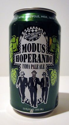 Ska Brewing Company Modus Hoperandi