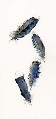nice watercolor by Amber Alexander