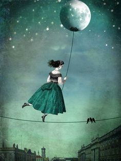 Christian Schloe , it's ll about finding balance...
