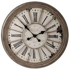 Hodiny Grey Pendulum, 69 cm