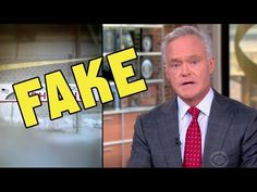 ANOTHER CBS NEWS FAKE STORY DEBUNKED! - YouTube