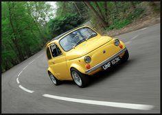 Fiat 500.  Love this!