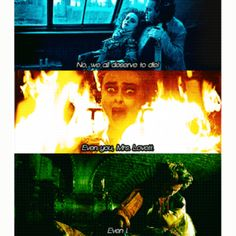 Sweeney Todd- and thats how it happened :)