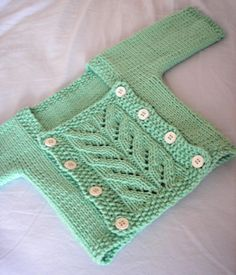 I am making this as my first knitting project.
