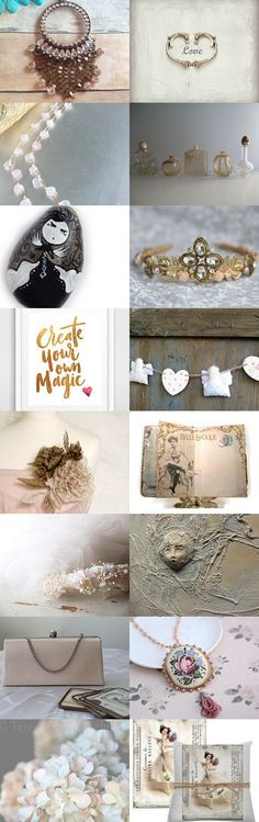 Create your own Magic by FrenchPaperMoon on Etsy--Pinned with TreasuryPin.com