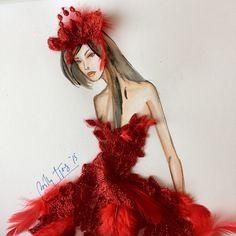 Fashion Sketch 3d