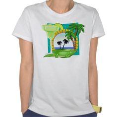 Paradise - SRF T Shirts