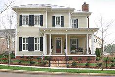 Villa Sienna - Building Science Associates | Southern Living House Plans