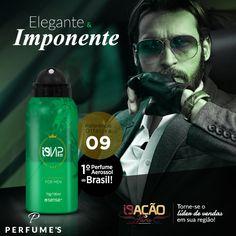 É um Perfume que impõe respeito. Inspirado no Polo Verde de Ralph Lauren, essa fragrância chipre amadeirada é um clássico para homens elegantes, imponentes e que gostam do tradicional.  Compre Onlaine: www.perfumesi9.com.br/perfumes