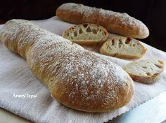 Amikor vendégek érkeznek és a tiszteletükre pár szendvics is készül, akkor igazán jó szolgálatot tesz ez az egyszerű kenyér. Nincs vele...