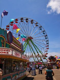Free Photos of Fair Rides