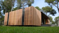 Gaaf, dit stijlvolle pop-up huis zet je binnen vier dagen in elkaar