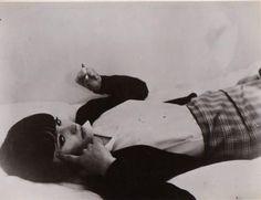 kitty-en-classe:  Anna Karina sur le plateau du film Vivre sa vie (Godard, 1962)