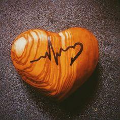 Pulse of Love Herz - Heart - wood Inspiration, Heart, Wood, Design, Wood And Metal, Presents, Biblical Inspiration, Woodwind Instrument, Timber Wood