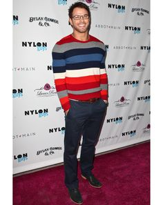 The 30 Most Stylish Young Men Under 30 in Hollywood: Style: GQ Kellan Lutz....OMG