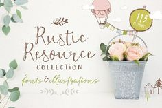 Rustic Resource Coll