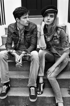 Pepe Jeans Spring/Summer 2013 Campaign with Cara Delevigne - Pepe Jeans Spring/Summer 2013 Campaign with Cara Delevigne