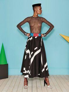 Max Mara, Resort 2017 :: The Wonderful World of Fashion