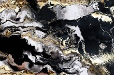 Living Coral, White, Black Marble and Gold Stripes Glam … – High Quality Marble Kitchens Black And Gold Bathroom, Black And Gold Marble, Green And Gold, Gold Green Wallpaper, Gold Marble Wallpaper, Black And Gold Aesthetic, White Aesthetic, Marble Painting, Marble Art