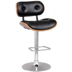 It's the Bar Chair equivalent of the Eames lounge chair