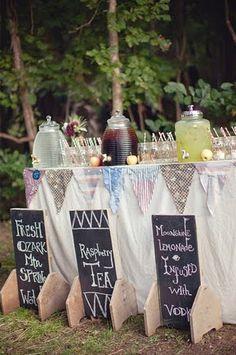 Chalkboard Beverage