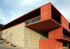Pago de Carraovejas Winery in Peñafiel, Spain by Estudio Amas4arquitectura