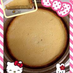簡単ですがヘルシー! - 12件のもぐもぐ - チーズケーキ風豆腐ケーキ by tomomitsurX84