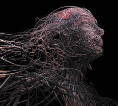 Digital Art by Meats Meier - .gif animation by George RedHawk (DarkAngel0ne)