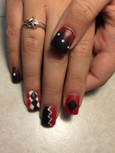 Jester nails