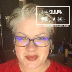 To layer with LipSense lipcolors by SeneGence means to create your own custom lipsense combinations. YOU get to pick the colors and shades to layer for the perfect diy color. So MIX IT UP!! Unlimited number of mixes can be created! For THIS lipcolor layer: Nude, Persimmon & Mirage LipSense #lipsense #mixitup #lipsensemixology #senegence