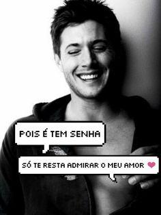 Yasss do amor Supernatural Tumblr, Winchester Supernatural, Vampire Diaries, Paramore, Galaxy Wallpaper, Pretty Little Liars, Memes, Teen Wolf, Humor