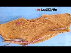 Pullover, Knitting, Youtube, Sweaters, Fashion, Crop Top Sweater, Neckline, Knits, Weaving Patterns