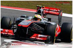 China GP - Sergio Perez, Mclaren #formula1