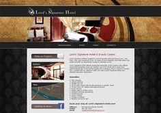 Lord's Signature Hotel - webTorch Portfolio