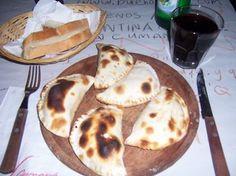 Empanadas, delicious empanadas right down the street from me in Recoletta