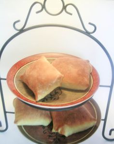 As promised, Part 2 of my old family recipe for Kraut Bierocks (pronounced Krowt Beer-ocks), or German cabbage burgers. Yesterday we made the quick version using crescent roll dough. Today we&#821…