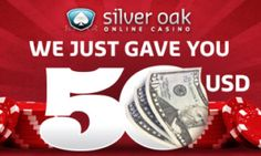 silver oak casino comp codes