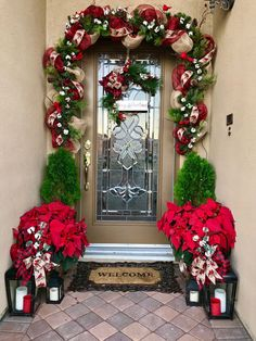 Excited to share this item from my shop: Christmas Cardinal Front Door Garland and Wreath, Cardinal Garland, Buffalo Check Christmas Decor, Red and Black Christmas Decor Front Door Christmas Decorations, Christmas Front Doors, Christmas Porch, Christmas Wreaths, Black Christmas, Outdoor Christmas Garland, Outdoor Decorations, Buffalo Check Christmas Decor, Beautiful Christmas