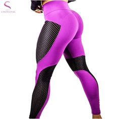 Yoga Pants Women Sport Leggings Push Up Gym Leggings Women Slim Elastic Running Tights Skinny Jogger Compression Pants Rose Red - Women's Sports Leggings, Legging Sport, Sport Pants, Workout Leggings, Leggings Fashion, Women's Leggings, Printed Leggings, Sport Tights, Cheap Leggings