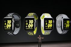 Apple and Nike teamed up to make a Nike special edition Watch Series 2