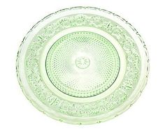 """Amazon.com - 12"""" CHARGER PLATE GREEN SET OF 4"""
